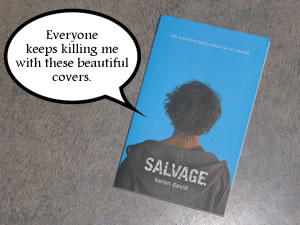 Salvage by Keren David