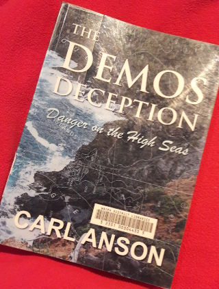 A photo of the cover of the book The Demos Deception by Carl Anson
